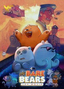 دانلود انیمیشن سه خرس کله پوک We Bare Bears: The Movie 2020