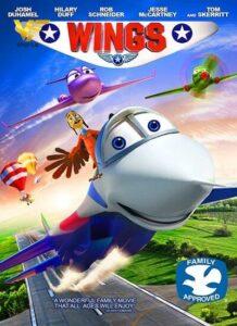 دانلود انیمیشن بالها Wings 2012