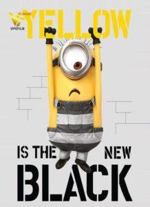 دانلود انیمیشن زرد سیاه جدید است Yellow Is The New Black 2018