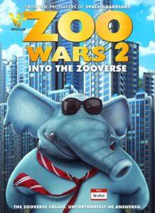 دانلود انیمیشن جنگ های باغ وحش 2 Zoo Wars 2 2019