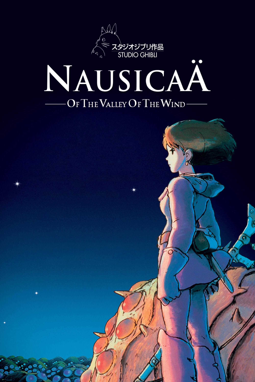 دانلود انیمیشن نائوشیکا از دره باد 1984