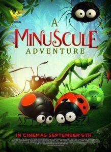 دانلود انیمیشن یک ماجراجویی کوچک A Minuscule Adventure 2018