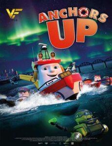 دانلود انیمیشن تندر، قایق نجات (لنگرهای بالا ) Anchors Up 2017