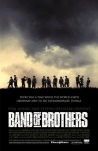 داناود سریال جوخه برادران 2001 Band of Brothers دوبله فارسی