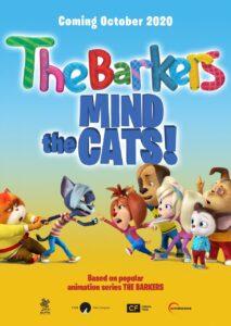 دانلود انیمیشن بارکرز: مراقب گربه ها باشین Barkers: Mind the Cats 2020