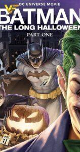 دانلود انیمیشن بتمن: هالووین طولانی بخش اول Batman: The Long Halloween, Part One 2021