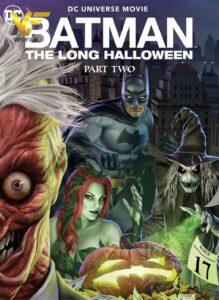 دانلود انیمیشن بتمن: هالووین طولانی بخش دوم Batman: The Long Halloween, Part Two 2021