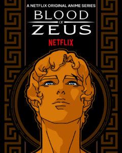 دانلود انیمیشن سریالی تبار زئوس Blood of Zeus 2020 دوبله فارسی
