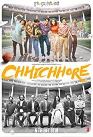 دانلود فیلم هندی گستاخ Chhichhore 2019