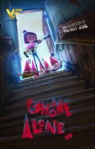 دانلود انیمیشن گنوم به تنهایی Gnome Alone 2017