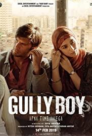 دانلود فیلم هندی پسر خیابان Gully Boy 2019
