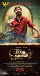 دانلود فیلم هندی جاگم فراستیرام Jagame Thandhiram 2021