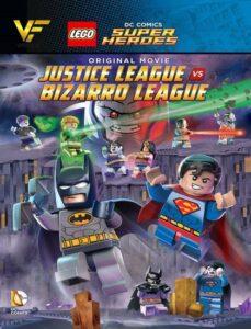 دانلود انیمیشن ابر قهرمان های لگو لیگ عدالت در برابر لیگ بیزارو Lego DC Comics Super Heroes: Justice League vs. Bizarro League 2015