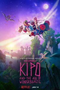 دانلود انیمیشن سریالی کیپو و عصر هیولاهای عجیب 2020 Kipo and the Age of Wonderbeasts