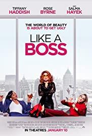 دانلود فیلم مثل یک رئیس Like a Boss 2020