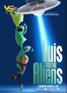 دانلود انیمیشن لوئیس و دوستان فضایی Luis & the Aliens 2018