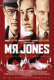 دانلود فیلم آقای جونز Mr. Jones 2019