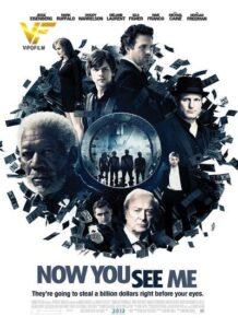 دانلود فیلم حالا مرا میبینی 1 Now You See Me 2013 دوبله فارسی