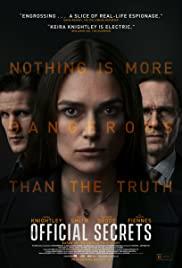 دانلود فیلم اسرار رسمی Official Secrets 2019