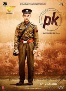 دانلود فیلم هندی پی کی PK 2014 دوبله فارسی
