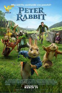 دانلود انیمیشن نبرد خرگوشها Peter Rabbit 2018