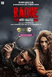 دانلود فیلم هندی رادهه Radhe 2021