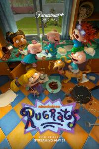 دانلود انیمیشن سریالی فسقلی ها Rugrats 2021