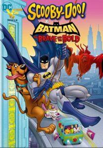 دانلود انیمیشن اسکوبی دو و بتمن: شجاع و جسور Scooby-Doo & Batman: The Brave and the Bold 2018