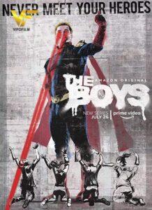 دانلود فصل سوم سریال پسرها 2021 The Boys