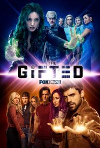 دانلود سریال شگفت انگیز 2017 The Gifted