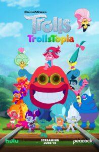 دانلود انیمیشن سریالی ترول ها:شهر ترول ها 2020 Trolls:TrollsTopia دوبله فارسی