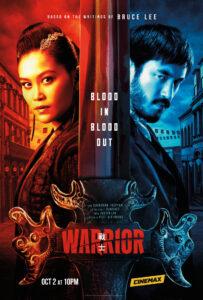 دانلود سریال مبارز Warrior 2019 دوبله فارسی