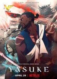 دانلود انیمیشن سریالی یاسوکه Yasuke 2021 دوبله فارسی