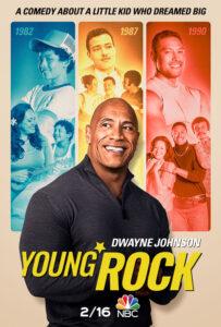 دانلود سریال راک جوان Young Rock 2021