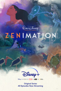 دانلود انیمیشن کوتاه سریالی زنیمیشن Zenimation 2021