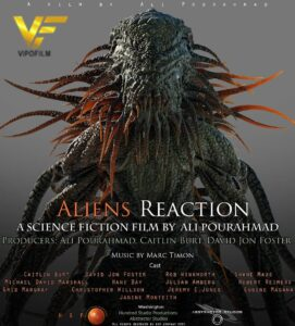 دانلود فیلم واکنش بیگانگان Aliens Reaction 2021