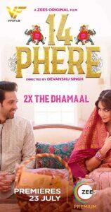 دانلود فیلم هندی 2021 14 Phere