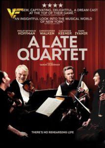 دانلود فیلم یک کوارتت دیر هنگام A Late Quartet 2012