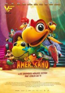 دانلود انیمیشن آمریکانو طوطی قهرمان Americano 2016