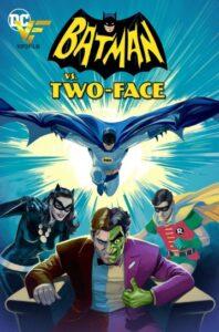 دانلود انیمیشن بتمن علیه دو چهره Batman vs. Two-Face 2017