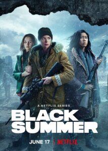 دانلود فصل اول سریال تابستان سیاه Black Summer 2019 دوبله فارسی