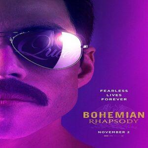 دانلود فیلم حماسه کولی Bohemian Rhapsody 2018