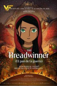 دانلود انیمیشن پروانه (نان آور) The Breadwinner 2017