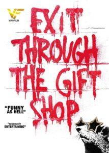 دانلود مستند خروج از مغازه کادو فروشی Exit Through the Gift Shop 2010