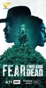 دانلود نیم فصل اول فصل هفتم سریال ترس از مردگان متحرک 2021 Fear the Walking Dead