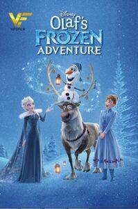 دانلود انیمیشن فروزن: اولاف در تعطیلات Olaf's Frozen Adventure 2017