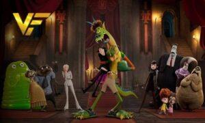 دانلود انیمیشن هتل ترانسیلوانیا 4 Hotel Transylvania 4 2021