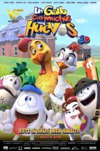 دانلود انیمیشن جوجه خروس ابر قهرمان Huevos: Little Rooster's Egg-cellent Adventure 2015