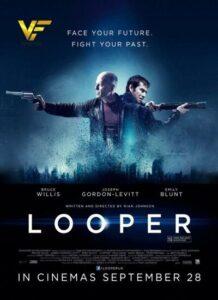 دانلود فیلم حلقه مرگ Looper 2012 دوبله فارسی