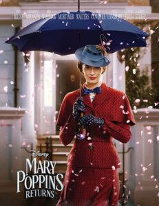 دانلود فیلم بازگشت مری پاپینز Mary Poppins Returns 2018